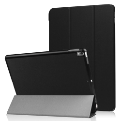 iPad Pro 10.5 / Air 10.5 (2019) Slim fit tri-fold fodral - Svart Svart