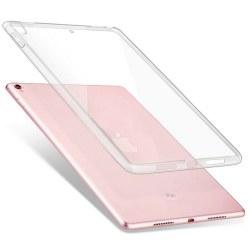 """iPad Pro 10.5"""" / iPad Air 10.5 2019 TPU Skal - Transparent Transparent"""