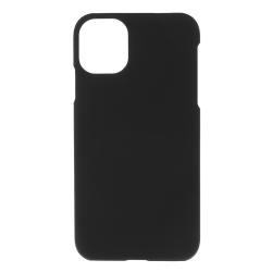IPhone 11 Pro Klassiskt Rubberized skal - Svart Svart