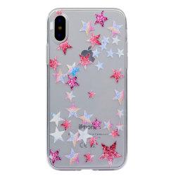 iPhone X TPU Skal - Star