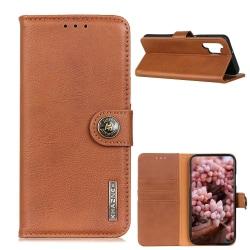 KHAZNEH Mobilskal till Samsung Galaxy A32 5G - Ljusbrun Brun