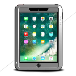 LOVE MEI Powerful Armor Case till iPad (2017) / iPad Air - Silve Silver