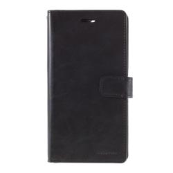 Mercury Goospery Mansoor iPhone 12 Mini Plånboksfodral Svart