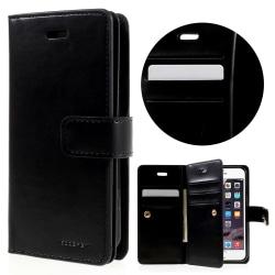Mercury Goospery Mansoor iPhone 7 / iPhone 8 / SE (2020) - Svart Svart