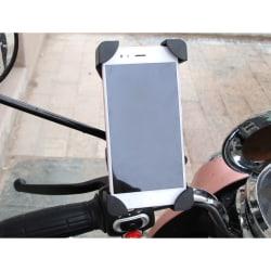 Mobilhållare Motorcykel Moped Universal Hållare