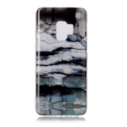 MTK Samsung Galaxy S9 SM-G960 TPU Marmor - Marble Pattern