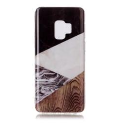 MTK Samsung Galaxy S9 SM-G960 TPU Marmor - Multi-color Marble