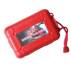Överlevnads nödfalls Kit - Lådan som innehåller det mesta du beh
