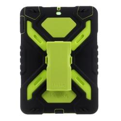 "PEPKOO iPad 9.7"" (2017/2018) / iPad Air Extreme Armor Case - Grö Grön"