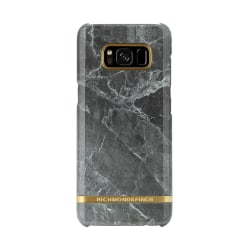 Richmond & Finch skal till Samsung Galaxy S8 Plus - Gray Marble grå