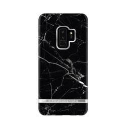 Richmond & Finch skal till Samsung Galaxy S9 Plus - Black Marble Svart