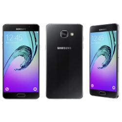 Samsung Galaxy A5 SM-A510F (2016) Skärmskydd x2 med putsduk Transparent