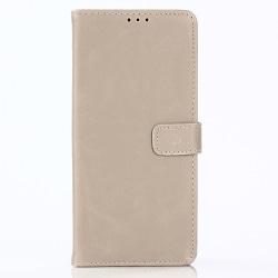 Samsung Galaxy Note 9 Stilrent plånboksfodral - Beige Beige
