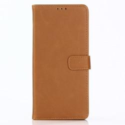 Samsung Galaxy Note 9 Stilrent plånboksfodral - Brun Brun
