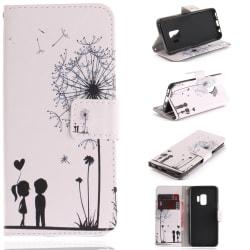 Samsung Galaxy S9 Plånboksfodral - Dandelion
