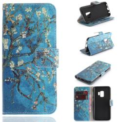 Samsung Galaxy S9 Plånboksfodral - Wintersweet