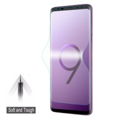 Samsung Galaxy S9 HAT PRINCE 0.1mm Anti-explosion Skärmskydd Transparent