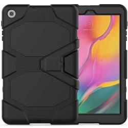 Samsung Galaxy Tab A 10.1 (2019) SM-T510 Heavy Duty Armor skal Svart