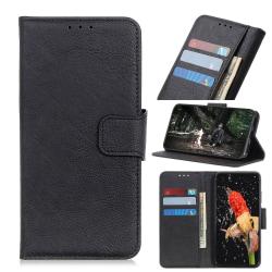 Samsung Galaxy Xcover Pro Plånboksfodral Svart Svart
