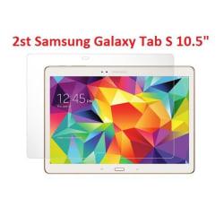 """Skärmskydd till Galaxy Tab S 10.5"""" 2-Pack  Transparent"""