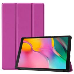 Slim Fit Cover Till Samsung Galaxy Tab A 10.1 2019 - Lila Purple