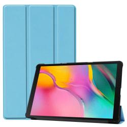 Slim Fit Cover Till Samsung Galaxy Tab A 10.1 2019 - LjusBlå Blue