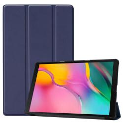 Slim Fit Cover Till Samsung Galaxy Tab A 10.1 2019 - MörkBlå Blue