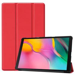 Slim Fit Cover Till Samsung Galaxy Tab A 10.1 2019 - Röd Red