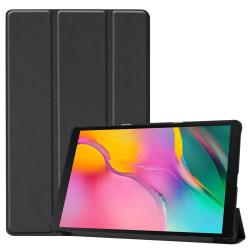 Slim Fit Cover Till Samsung Galaxy Tab A 10.1 (2019) - Svart Black