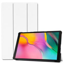 Slim Fit Cover Till Samsung Galaxy Tab A 10.1 (2019) - Vit White