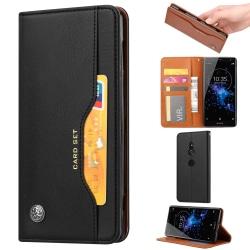 Sony Xperia XZ2 Plånboksfodral - Svart Svart