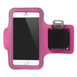 """Sportarmband till iPhone 6 4.7"""" ROSE Rosa"""