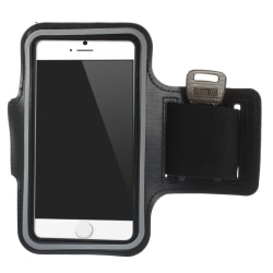 Sportarmband till iPhone 8 / 7 / SE (2020)  SVART Svart