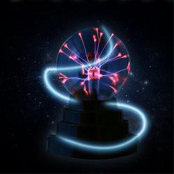 Köp Energiboll Lampa Plasma Boll Stor   Fyndiq