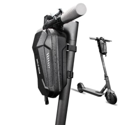 Väska till Xiaomi M365 Elektrisk Scooter 2L Hard Shell - Svart Black
