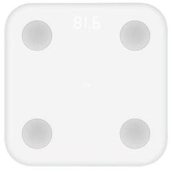 Xiaomi Mi Body Scale Personvåg fullständig avläsning BMI Mi Fit Vit