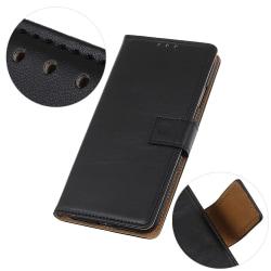 Xiaomi Redmi 8 Plånboksfodral - Svart Svart