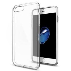 Apple iPhone 7 / 8 Skal  Transparent Tunt silikon skal - 3mm tpu