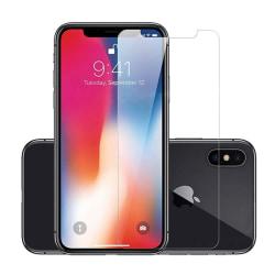 iPhone X Skärmskydd i Härdat Glas - Glasskydd - STARK SKYDD (9H)