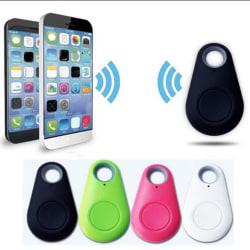 iTag Bluetooth Tracker -GPS Tracking för barn, nycklar, djur svart