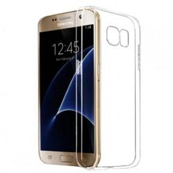 Samsung Galaxy S7 EDGE Genomskinligt TPU Skal Silikonskal 0,3 mm