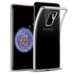 Samsung Galaxy S9 PLUS+ - Genomskinligt TPU Skal 0.3mm tunt skal