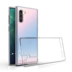 Transparent silikonskal till Samsung NOTE 10  3mm tunt skal