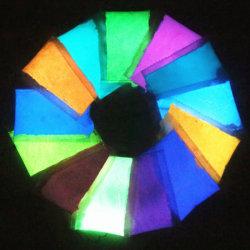 13 x Bright Glow-in-the-Dark Pulver Fluorescerande Pigment Stronti