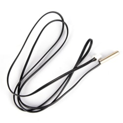 1m NTC Thermistor Accuracy Temperature Sensor 10K 1% 3950 Waterp