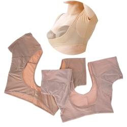 1pcs Washable absorb sweat top casual vest tanks underarm sweat 3