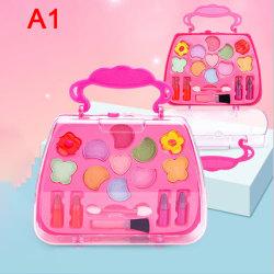 1set  Kids Makeup Set Baby Cosmetics Make up set For Girls Pret A1