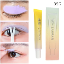 35G Rotating Double Eyelid Gel Cream Pen Invisible Glue Long-La