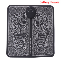 Electric EMS Foot Massage Pad Intelligent Foot Acupunctures The 1