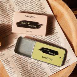 Feathery Brows Setting Gel Waterproof Soap Brow Makeup Kit Last 6.2*3.7
